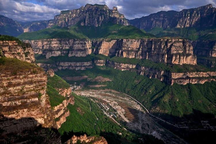河南林州出游,2天太行山大峡谷攻略