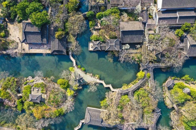 上有天堂,下有苏杭,苏州最全旅游攻略