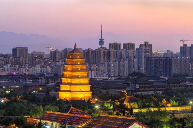 西安热门旅游景点,大雁塔游玩注意事项