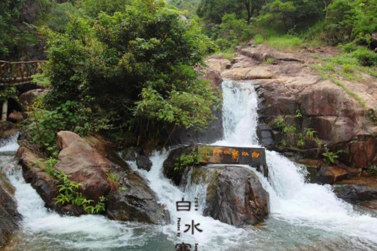 广州增城白水寨一日游攻略推荐