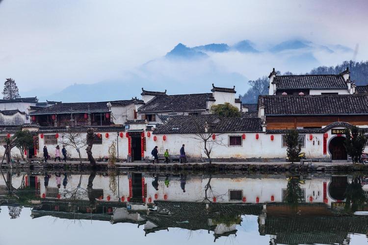 上海到黄山,高铁出游看黄山