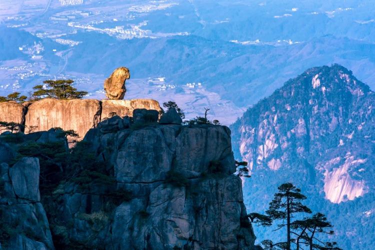 黄山—千山俊秀,至此为极之风景