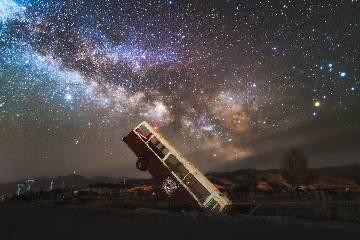 2021摄影旅拍|火星秘境7日|俄博梁无人区|火星营地|艾肯泉(恶魔之眼)|茫崖翡翠湖|石油小镇|乌素特水上雅丹