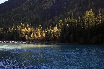 2021摄影旅拍|秋色新疆10日|可可托海|额尔齐斯河大峡谷|喀纳斯|禾木|赛里木湖|五彩滩|魔鬼城