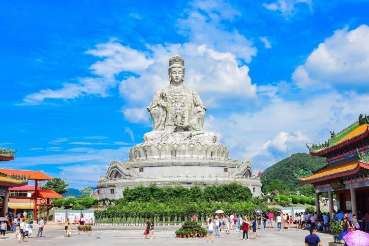东莞旅游,周末吸氧之路