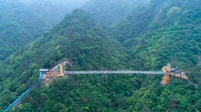 云门山玻璃桥
