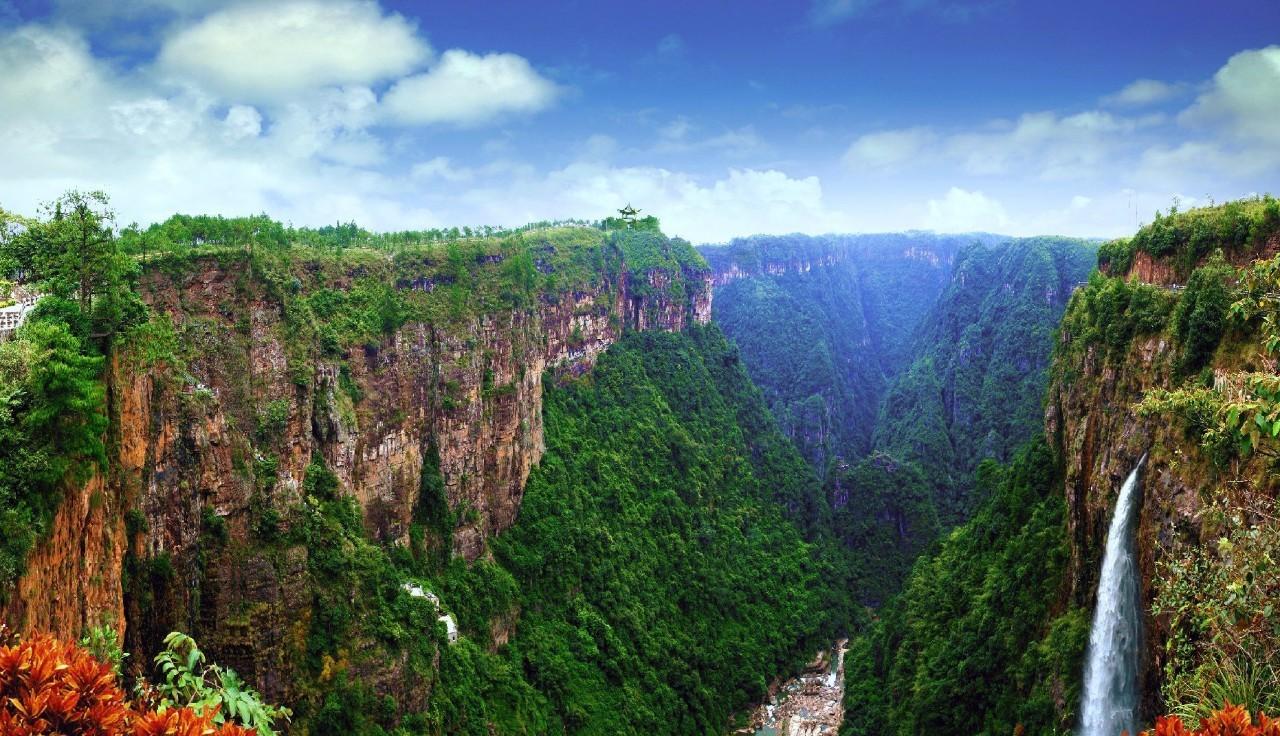 乳源大峡谷