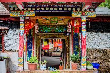 2021秋季【嘉绒秋色】西索民居丨神仙包丨甲居藏寨3日自驾游