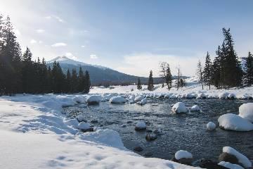 2021冬季【乐享冰雪】喀纳斯丨禾木丨魔鬼城丨赛里木湖8日落地自驾