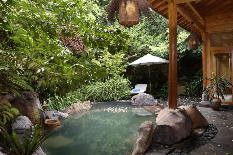 龙门温泉自驾游,两天一夜的享受