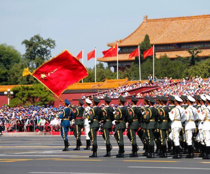 见证伟大中华民族阅兵仪式,北京天安门自驾游攻略
