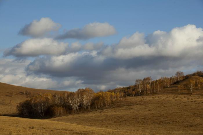 十一长假,向人少景美的地方出发!(北方篇)-洋湖沟,太白山,阿尔山,额尔古纳,陕西