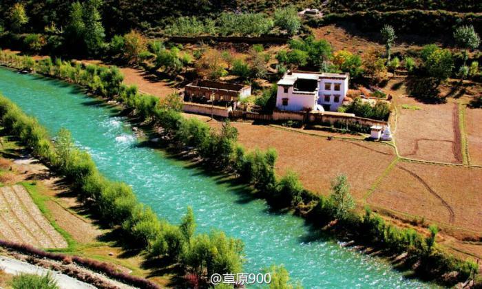 得荣太阳谷,莫木大峡谷,甘孜与香格里拉的交汇处