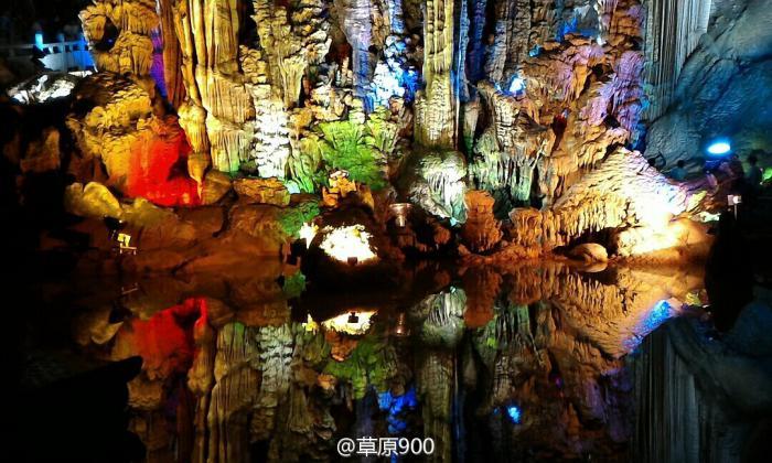 桂林荔浦银子岩景区实地攻略