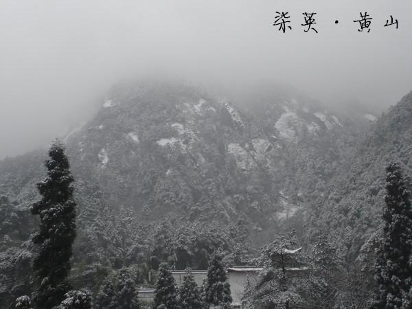 东游安徽黄山,雪国冰纷,诗情画意,安徽黄山游记