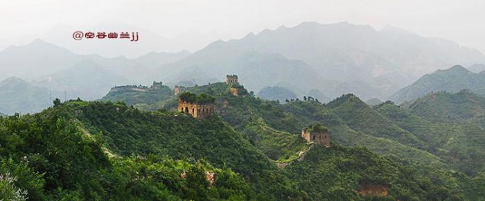 榆木岭长城,迁西县榆木岭长城景点,记录了华夏历史