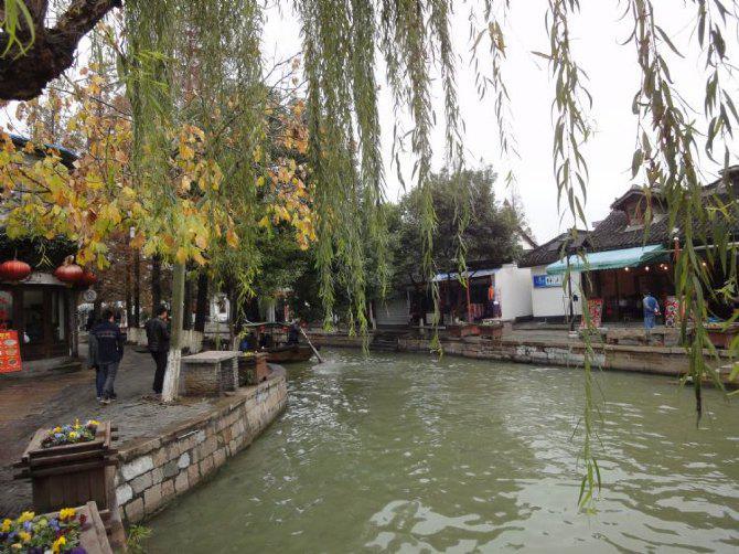 上海朱家角游记,悠闲的朱家角古镇