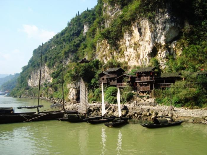 巴国圣地,楚国情怀,西陵峡风景区,长江三峡风景区攻略