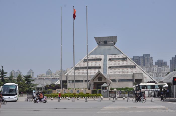 【自驾游攻略】河南郑州博物院,领略万年华夏古文明
