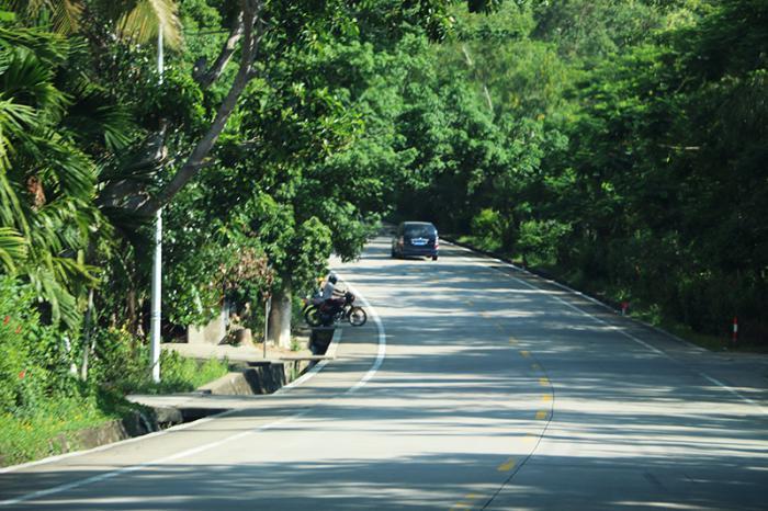 【自驾游攻略】保亭槟榔谷遇上嬉水节,美是一种文化