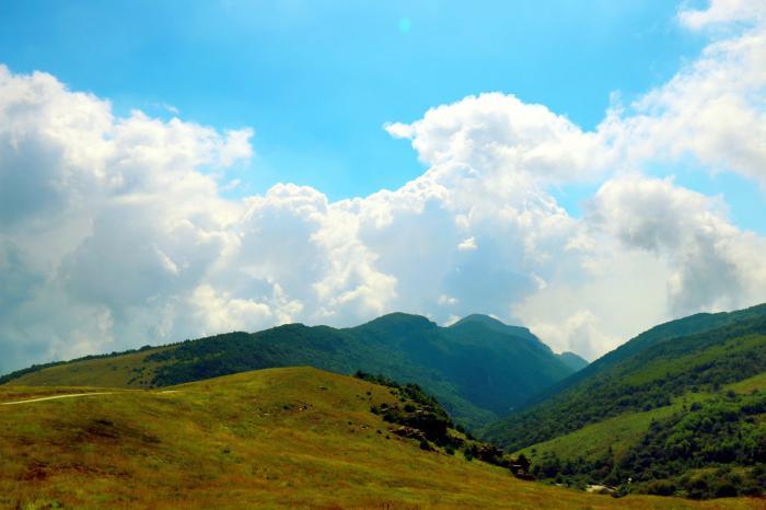 【自驾游攻略】秋色的晋城,身处在历山国家级自然保护区之中