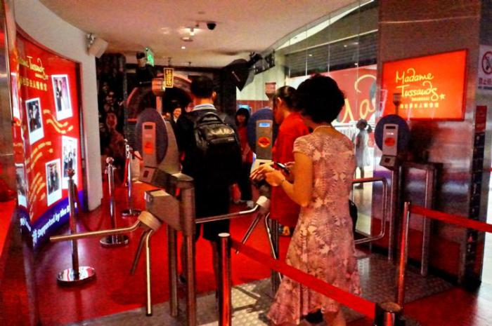 【自驾游攻略】一种另类的景点:上海杜莎夫人蜡像馆