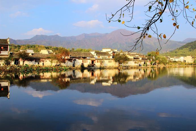 【自驾游攻略】安徽宏村一种水墨画般的古村落
