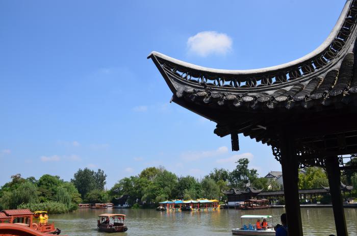 【自驾游攻略】扬州瘦西湖一日游