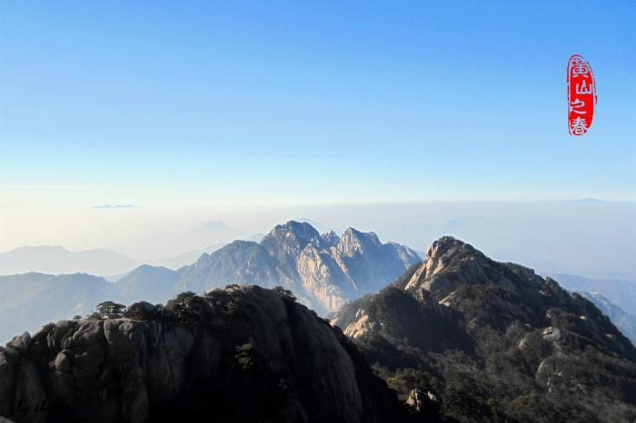 【自驾游攻略】黄山,一种敬而远之的圣山