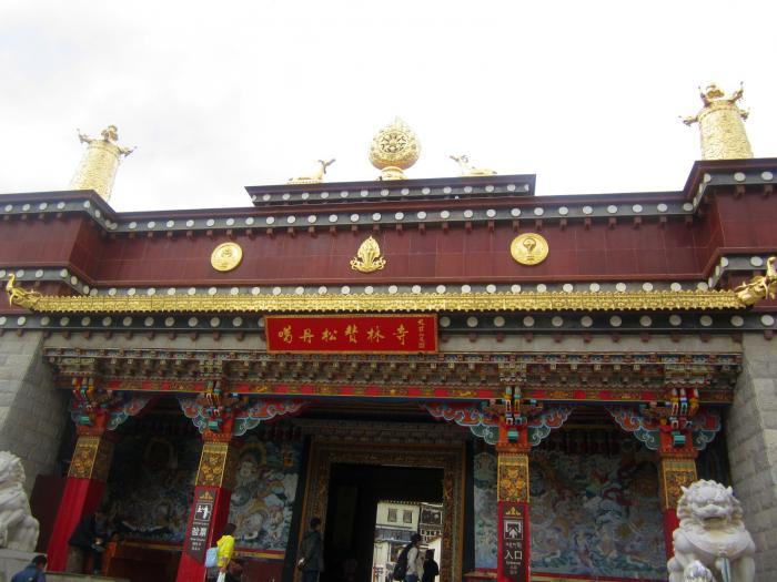 【自驾游攻略】香格里拉3日行游览:纳帕海,独克宗古城,普达措,布达拉宫,松赞林寺