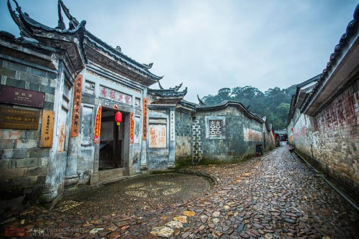 【自驾游攻略】福建龙岩培田古村,号称中国最美的古村