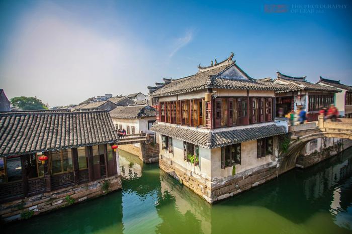 【自驾游攻略】江苏周庄,走进中国第一水乡
