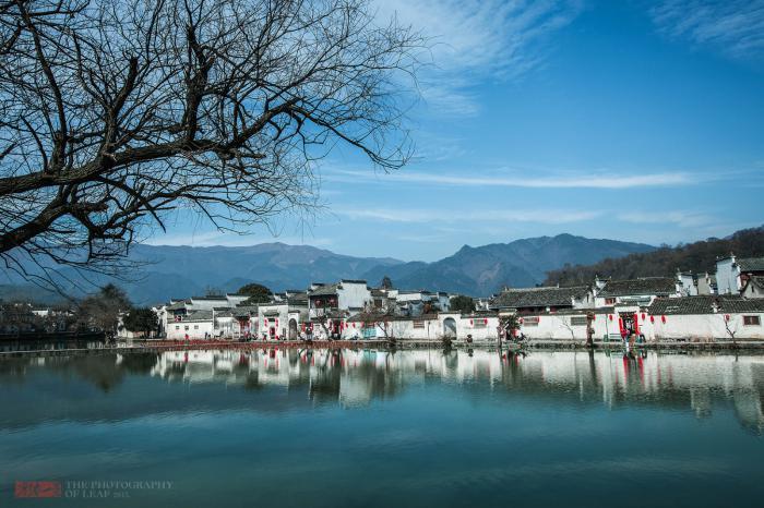 【自驾游攻略】黄山宏村,一座诗话里面的村庄