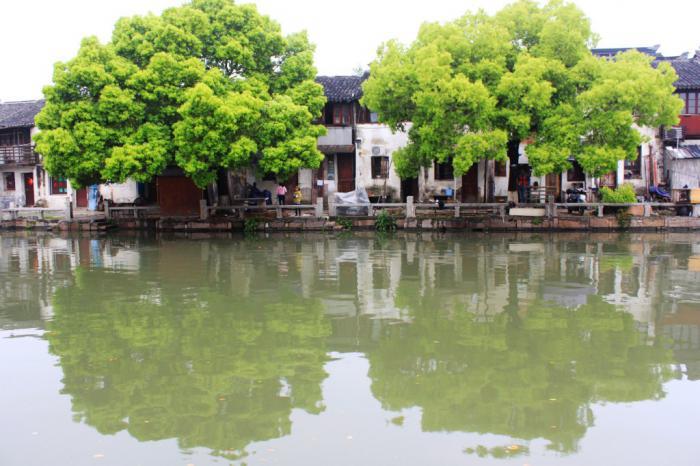 【自驾游攻略】苏州同里古镇,梦回江南水乡
