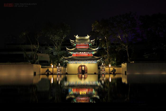 【自驾游攻略】一次夜游夫子庙,城市里的喧哗