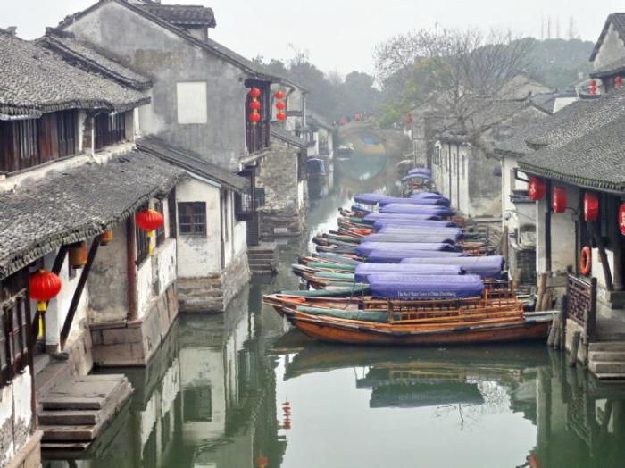 【自驾游攻略】周庄,江南水系之乡