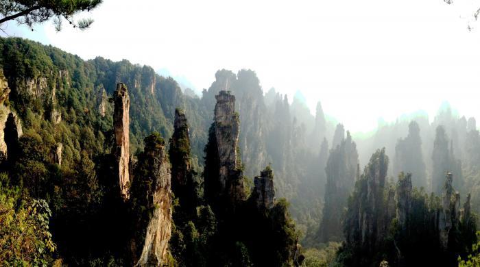 【自驾游攻略】湖南景点攻略:天门山,袁家界,杨家界,武陵源,湘西